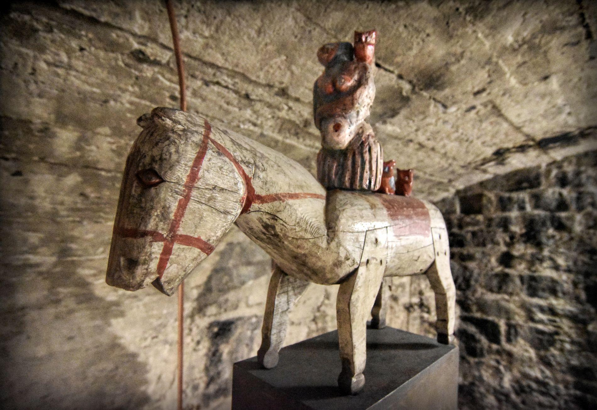 Vetrina della città (underground city museum)